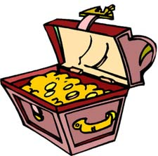Image: Our war chest